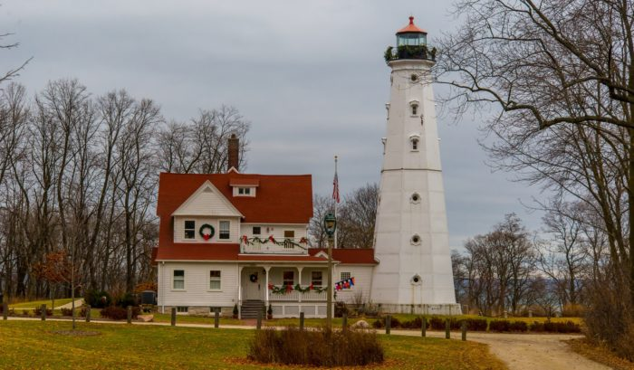 3. North Point Lighthouse