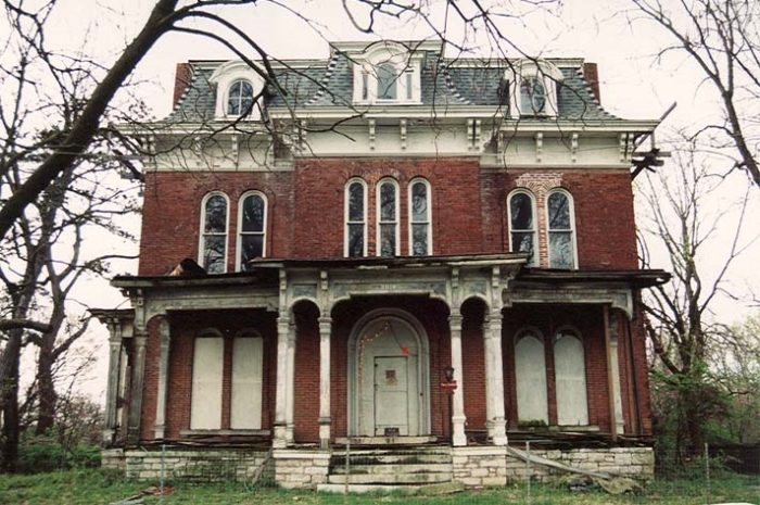 1. McPike Mansion