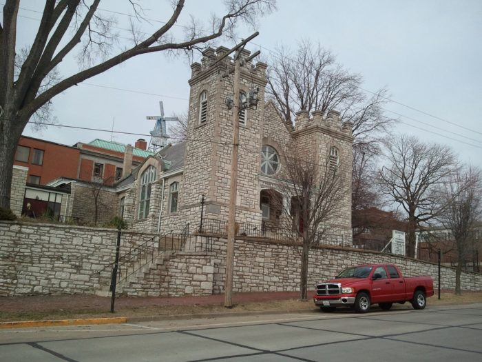 2. First Unitarian Church