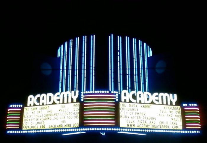 3. Academy Theater