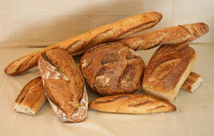 1. Sourdough Bread
