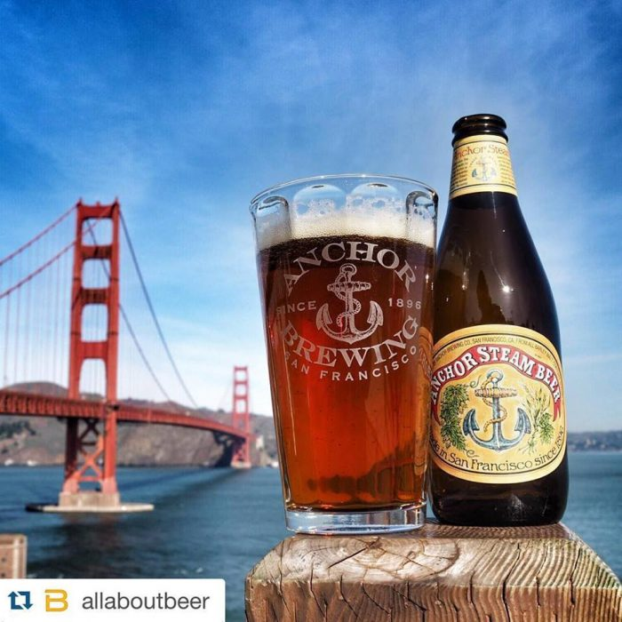 4. Anchor Steam Beer