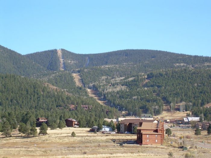 6. The Retreat at Angel Fire, Angel Fire