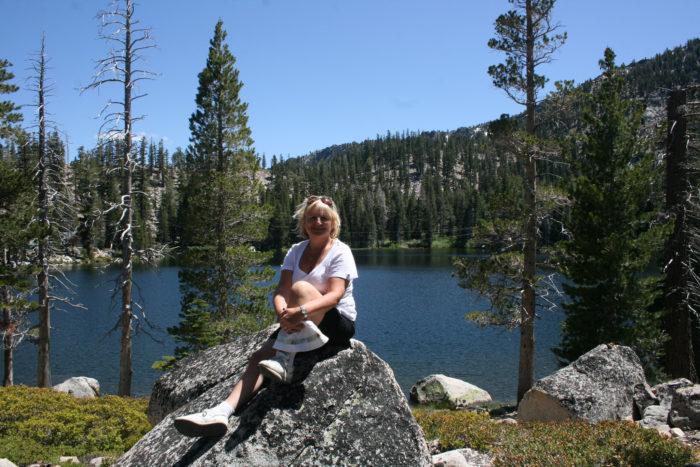 8. Angora Lake, South Lake Tahoe