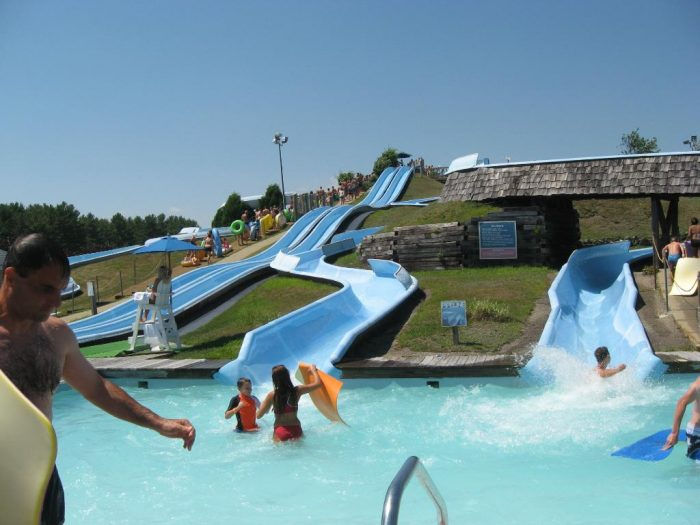 5 Epic Waterparks In Maine To Make Your Summer Great