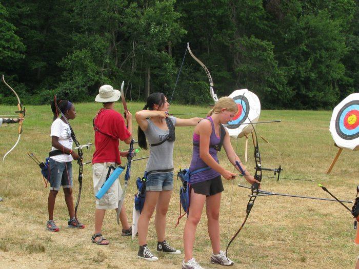 8. Archery