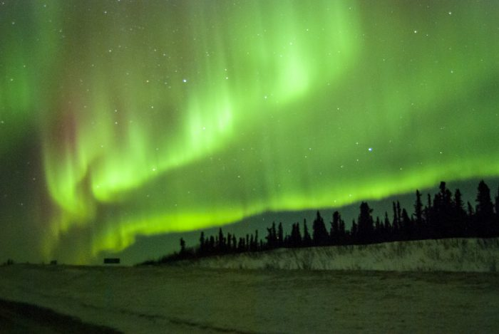19. No matter how long you've lived here, the Northern Lights are worth missing sleep for.