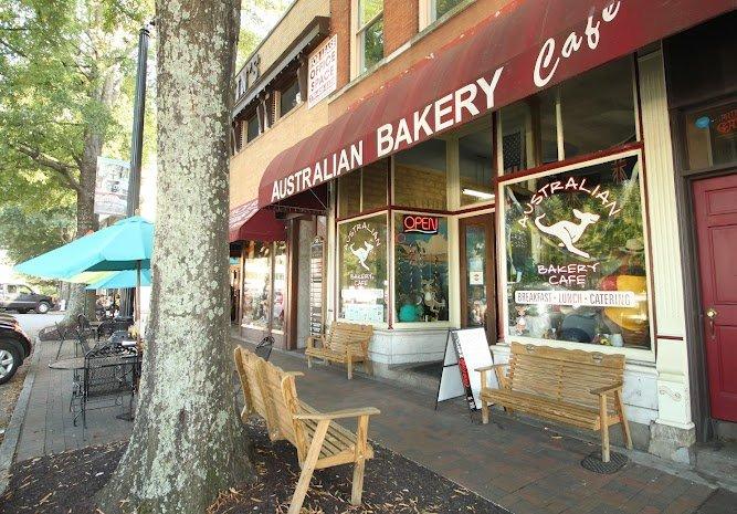 6. Australian Bakery Café— 48 S Park Sq NE, Marietta, GA 30060