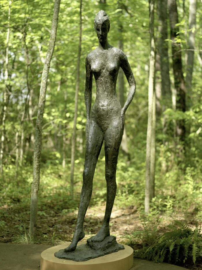 You can also explore the 'Women's Walk,' which celebrates the female body and being female.