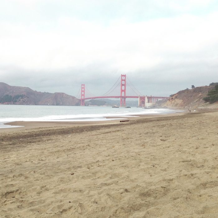 6. The beaches may be cold, but they are ridiculously beautiful.