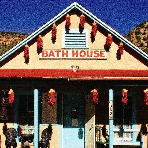 3. Hot springs, Jemez Springs