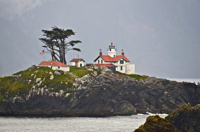 15. Battery Point Lighthouse
