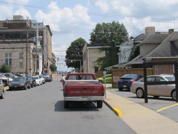 Downtown Beckley, 2014