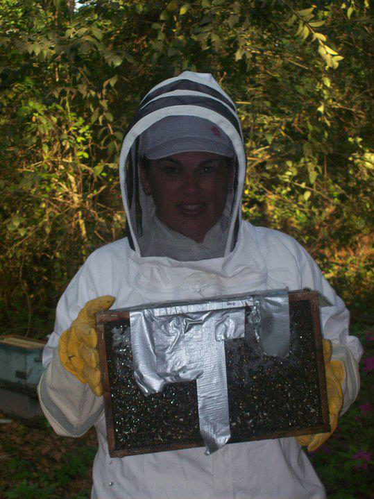 2. Visit Bee City at 1066 Holly Ridge Ln in Cottageville.