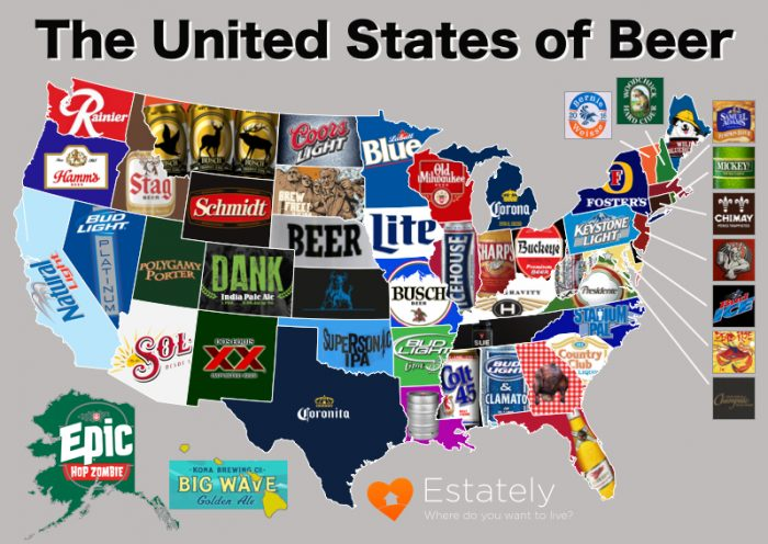 7. The United States Of Beer - A Rebuttal To Budweiser's America