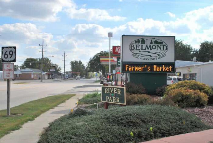 3. Belmond