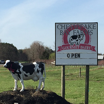 9. Chesapeake Bay Farms, Berlin & Pocomoke City