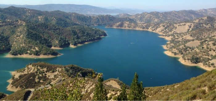 7. Lake Berryessa: Napa's largest lake is a perfect retreat after all all that wine tasting.