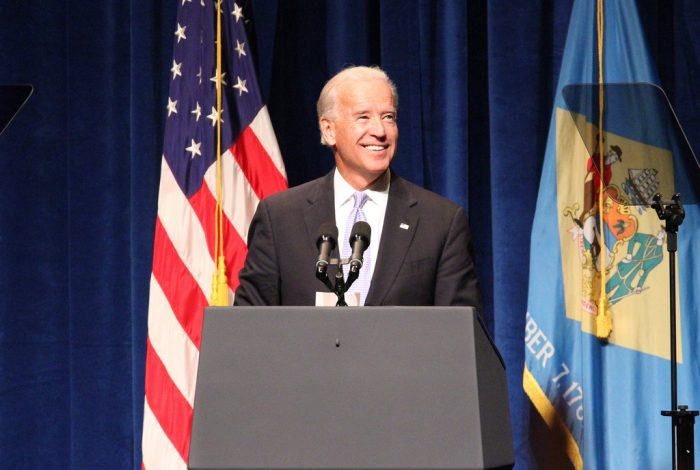 Joe Biden Delaware Flag