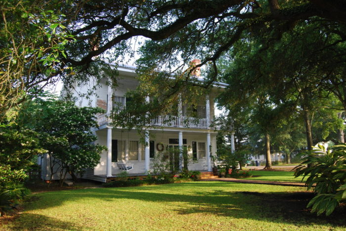 4. Bienvenue House Bed and Breakfast, St. Martinville, LA