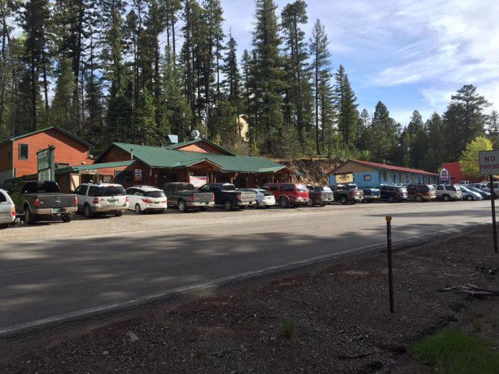 8. Big Daddy's Diner, 1705 James Canyon Highway, Cloudcroft