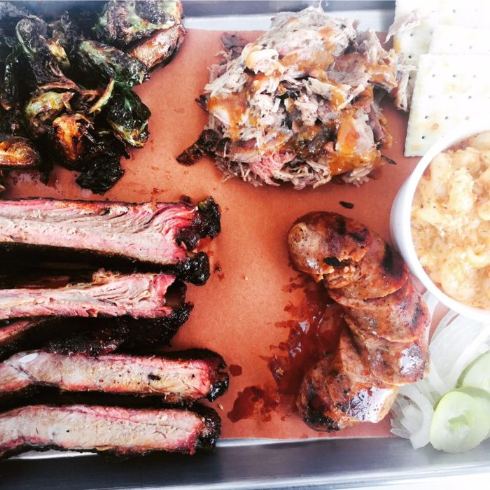 3) Blue Oak BBQ, 900 N. Carrollton Ave.