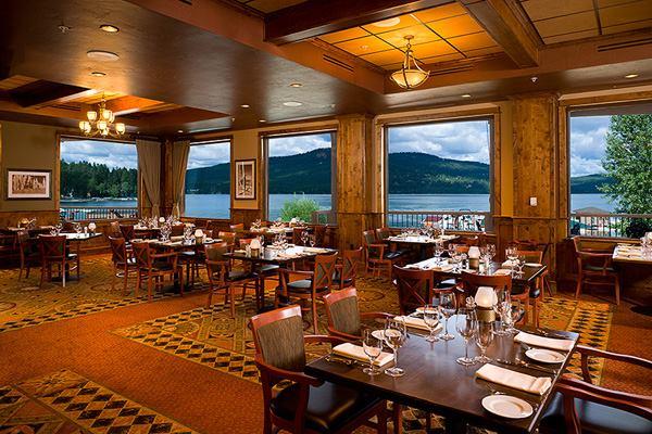 10. The Boat Club Restaurant, Whitefish