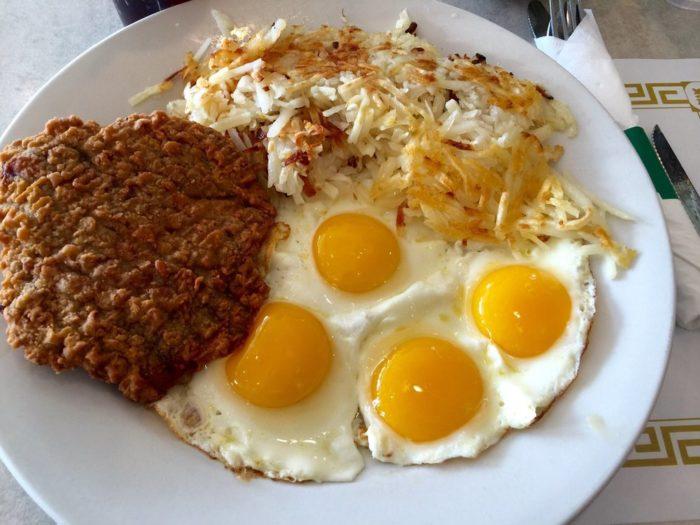 breakfast portage
