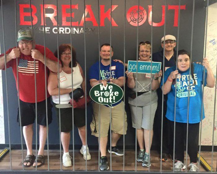 Breakout Escape Room Greenville Sc