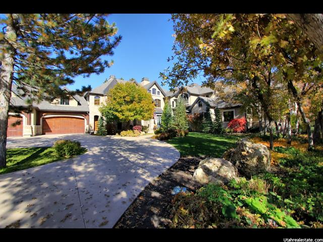 6. 5856 S. Brentwood Dr., Holladay $4,750,000