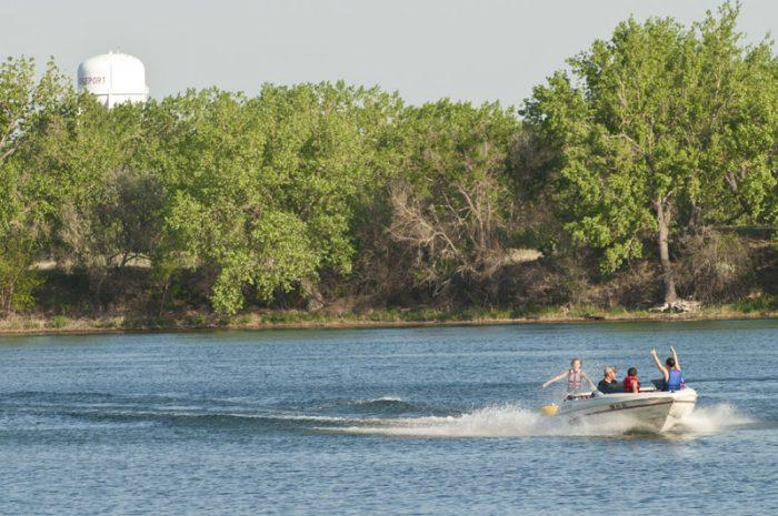 1. Center Lake, Bridgeport State Recreation Area, near Bridgeport