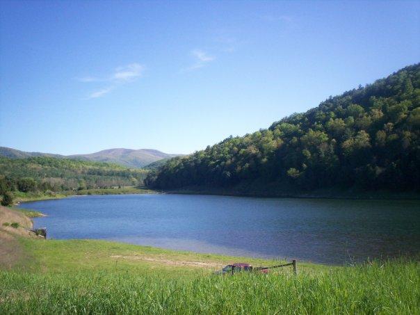 7. Brushy Fork Lake