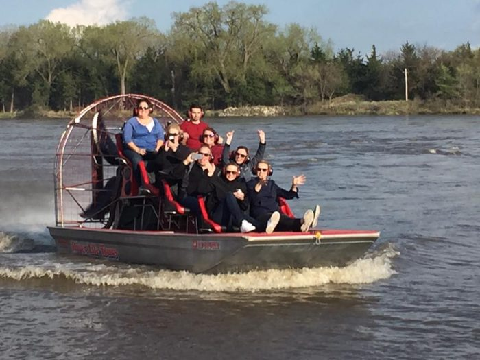 1. Bryson's Airboat Tours, Fremont