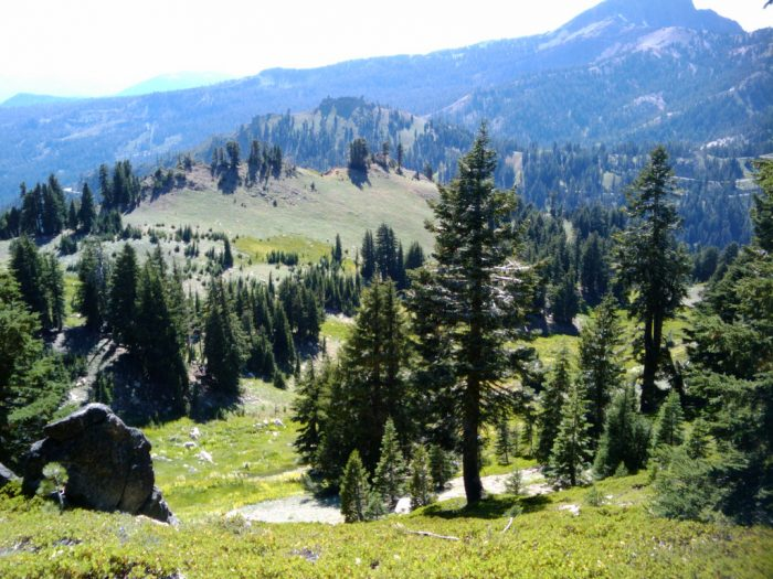12. Bumpass Hell Trail, Old Station