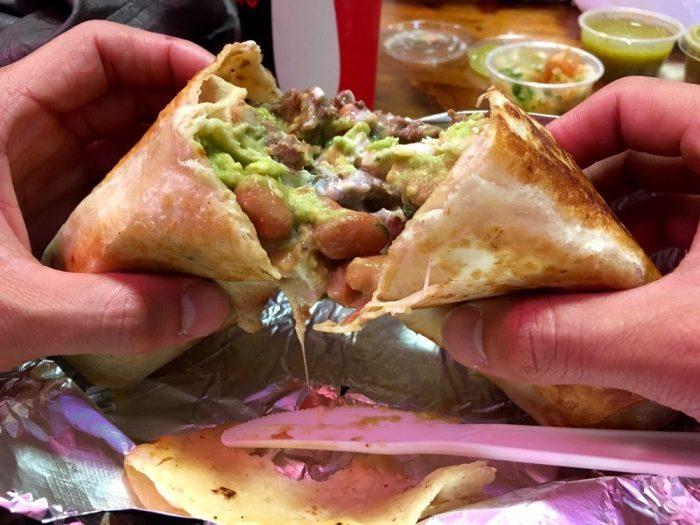 1. Burritos