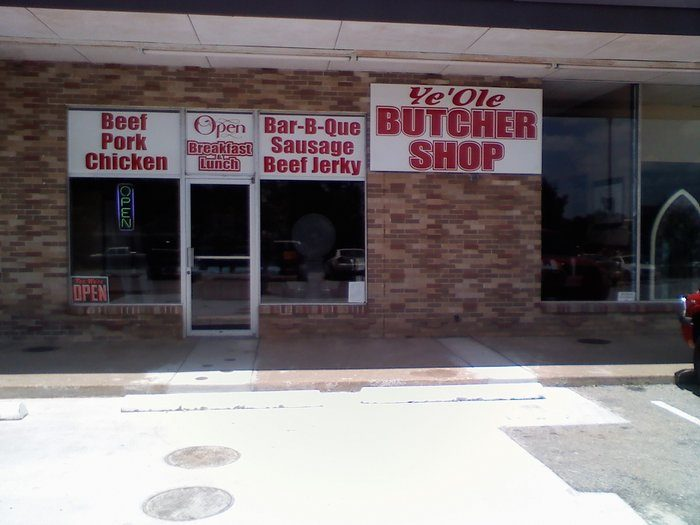 7. Ye Old Butcher Shop (Plano)