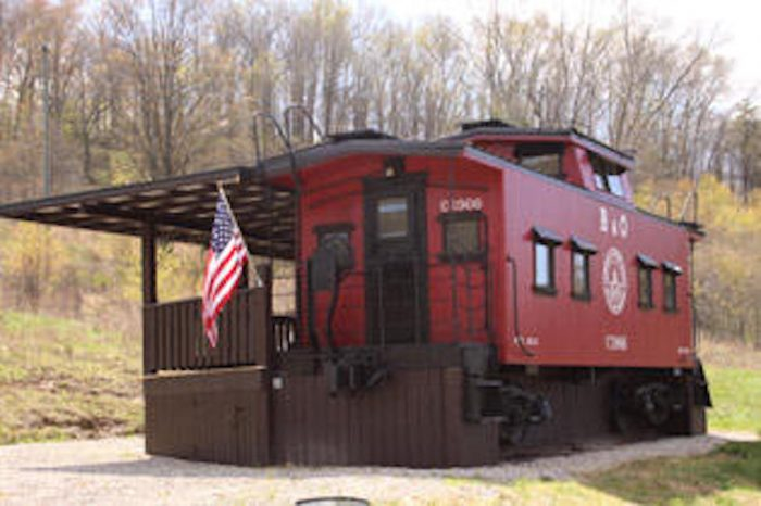 9. Little Red Caboose (Creole)