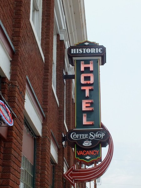 8. Historic Hotel Greybull