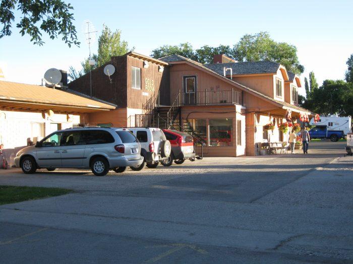 12. Rancher Motel Cafe, Delta