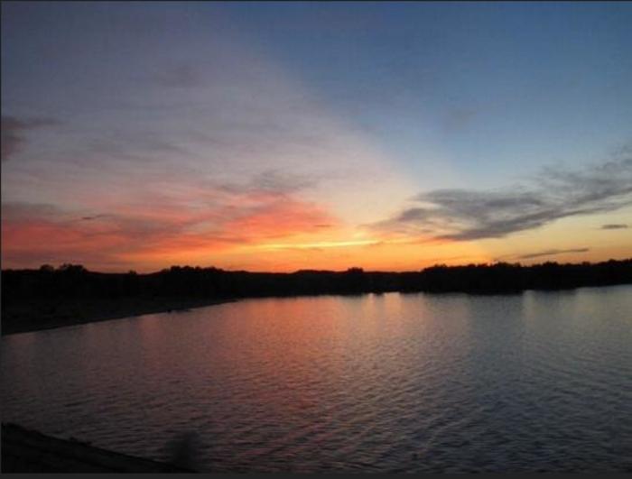 2. Calamus Reservoir, Burwell