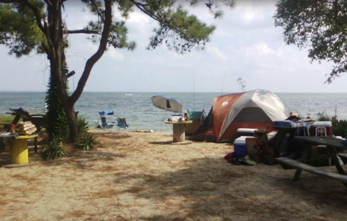 15 Scenic Camping Spots In Maryland