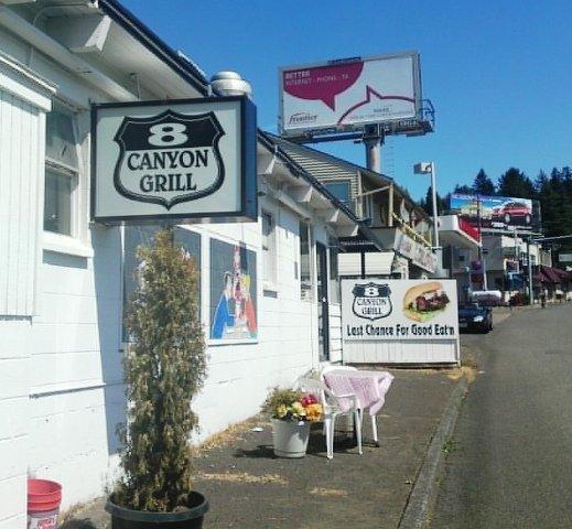 7. Canyon Grill - SW Portland