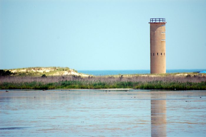 Cape Henlopen Tower