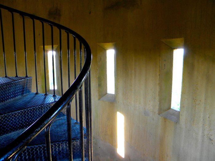 cape henlopen tower interior