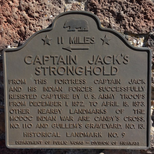 2. Captain Jack's Stronghold