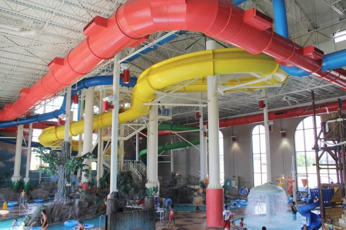 Caribbean Cove Indoor Waterpark Indianapolis
