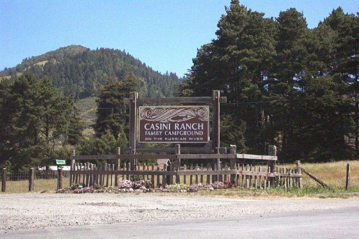8. Casini Ranch, Duncan Mills