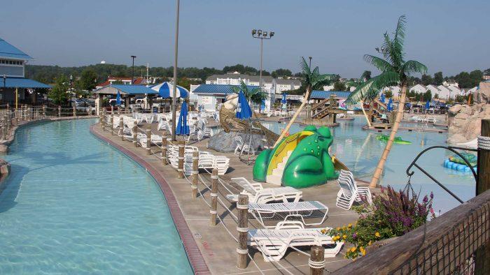 2. Chesapeake Beach Water Park, Chesapeake Beach