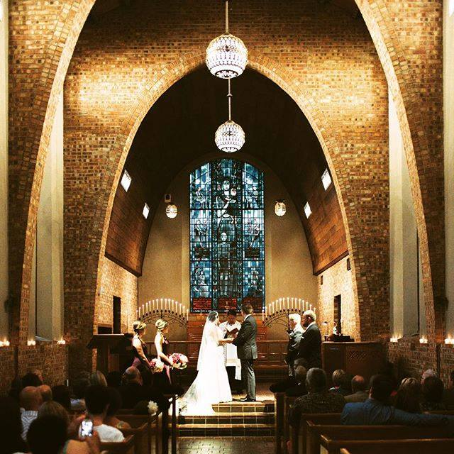 Whether you're looking for a place to get married...