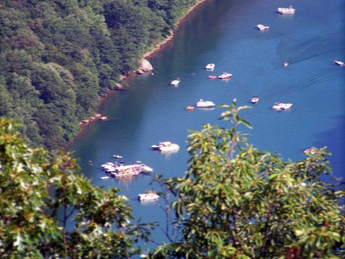 2. Cheat Lake
